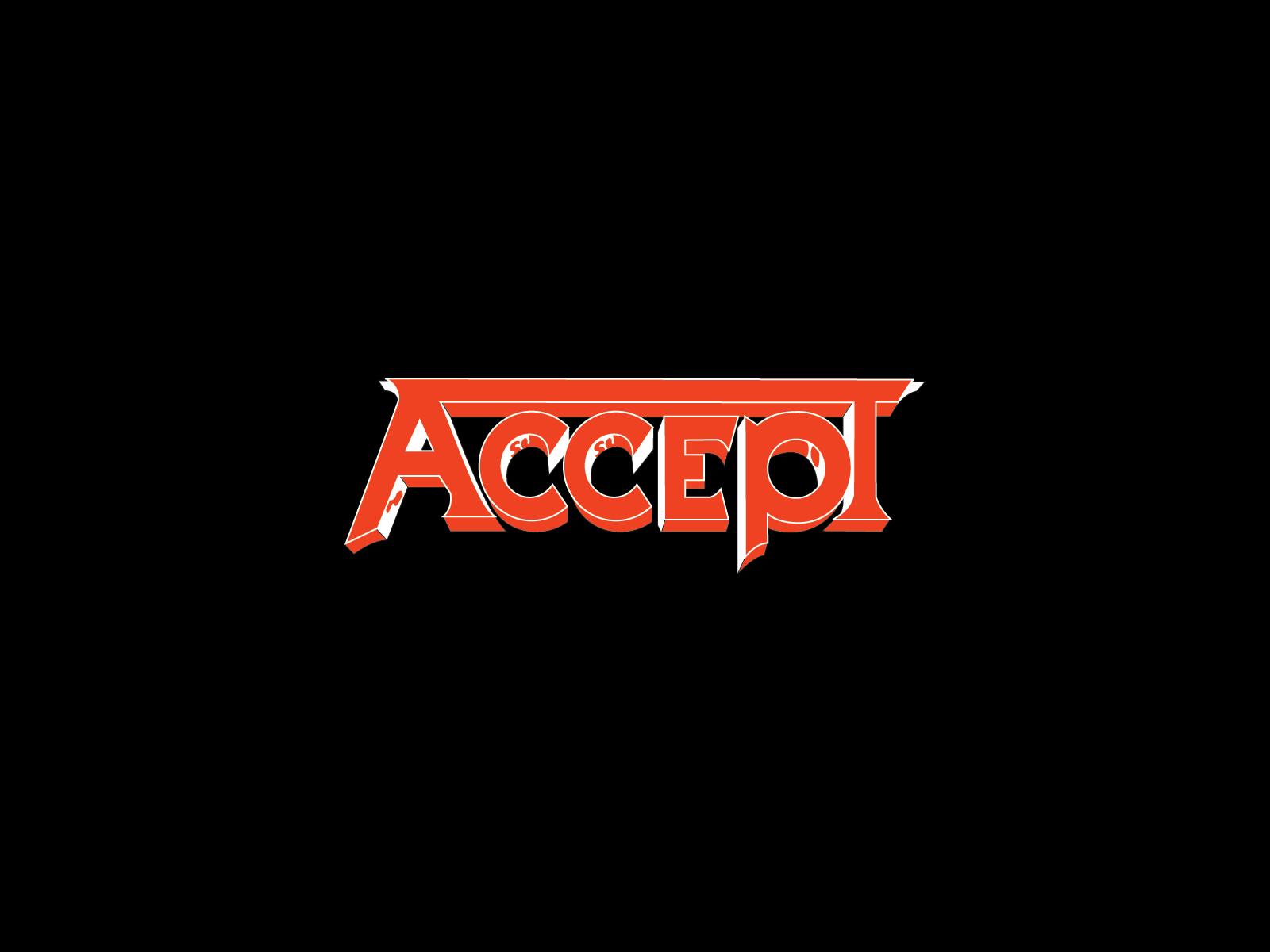 Accept Band Logo And Wallpaper